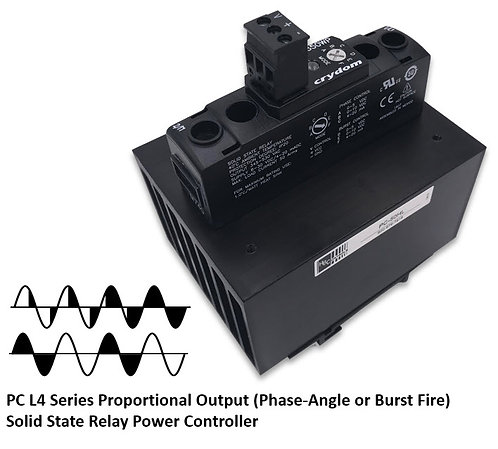 PC-50L4-P 40 Amp Proportional Output Solid State Power Controller