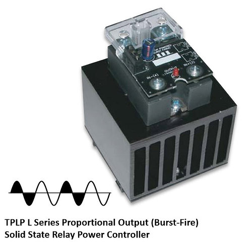 TPLP-90HDL 50 Amp / 48-530Vac Burst Fire Solid State Power Controller