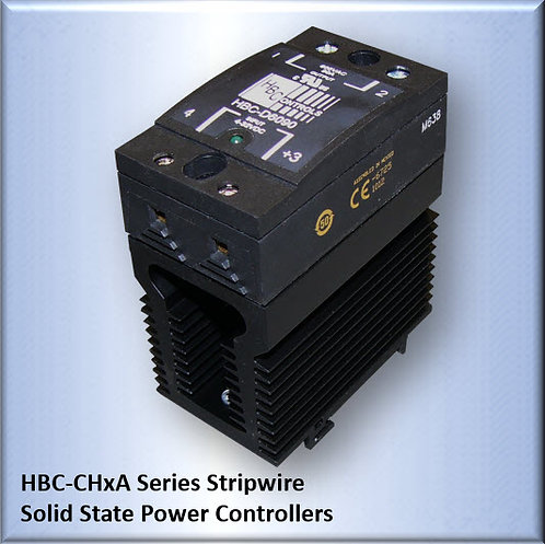 HBC-690CHAA 40 Amp / 48-660Vac Stripwire Solid State Relay Power Controller
