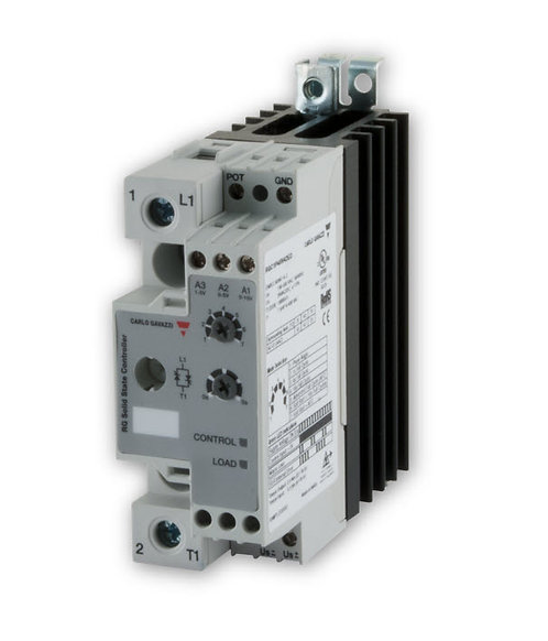 Carlo Gavazzi RGC1P48V42ED 35mm, 43 Amp, Proportional Solid State Relay