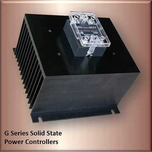 HBC-6125HAG 100 Amp / 600Vac Solid State Relay Power Controller