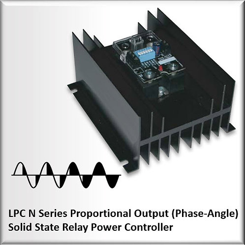 LPC-125HDN 80 Amp / 480Vac Phase-Angle Solid State Power Controller
