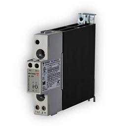 Carlo Gavazzi RGC1A60A30KGU 22.5mm, 30 Amp, AC Input DIN Mount Solid State Relay