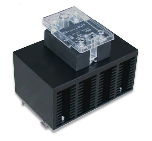 HBC-125HAXK, AC Input, 70 Amp / 48-530Vac Solid State Relay Assembly