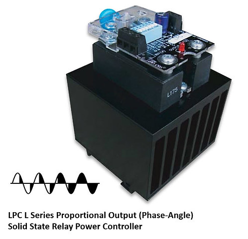 LPC-90HDL 50 Amp / 48-530Vac Phase-Angle Solid State Power Controller