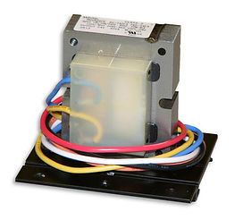 120/208/240Vac to 24Vac DIN Mount Power Supply