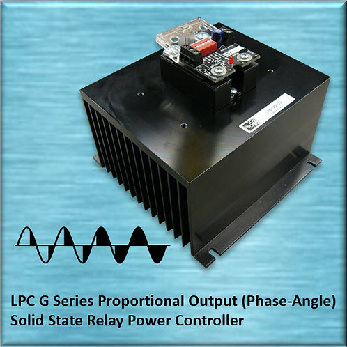 LPC-6125HDG 100 Amp / 600Vac Phase-Angle Solid State Power Controller