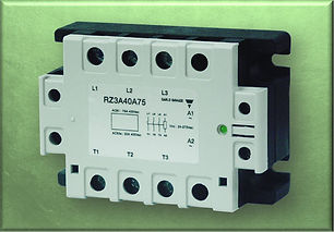 Carlo Gavazzi RZ3A Three-Phase Solid State Relays