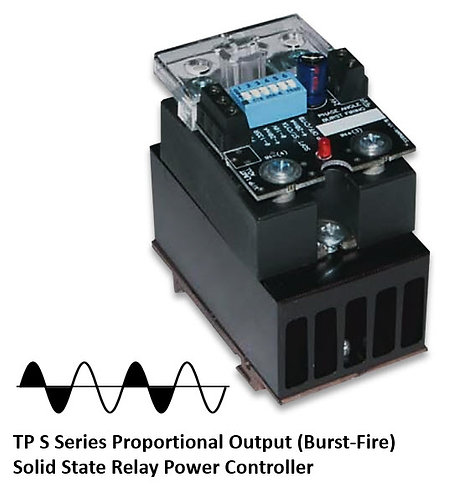 TP-25DS 15 Amp / 24-280Vac Phase-Angle Solid State Power Controller