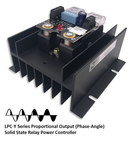 LPC-50DY 35 Amp / 24-280Vac Phase-Angle Solid State Power Controller