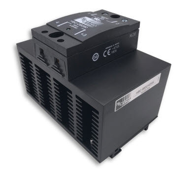 HBC-690CHAXK, AC Input, 60 Amp / 600Vac Stripwire Solid State Relay Assembly