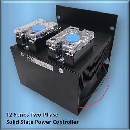 HBC-90AF2 80 Amp Two-Phase Solid State Power Controller