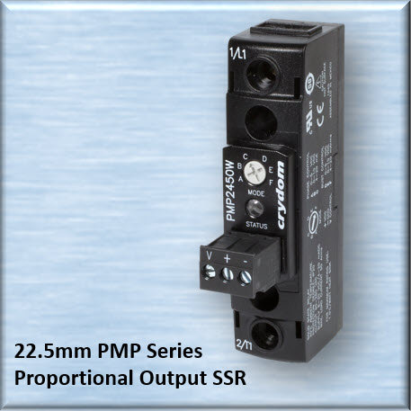 Crydom PMP2425WP Phase-Angle / Burst Fire Solid State Relay