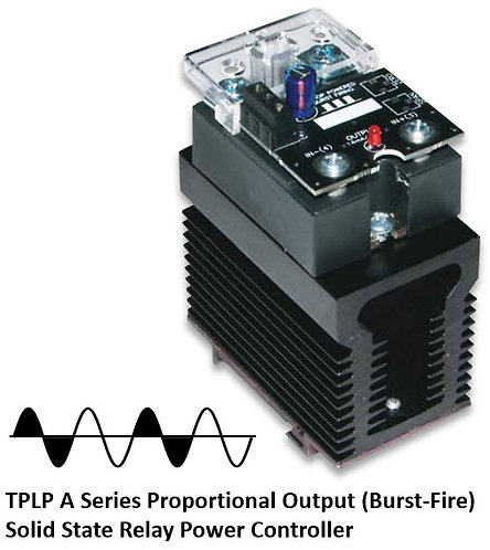 TPLP-25HDA 20 Amp / 48-530Vac Burst Fire Solid State Power Controller