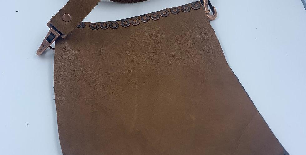 Small Leather Crossbody Bag