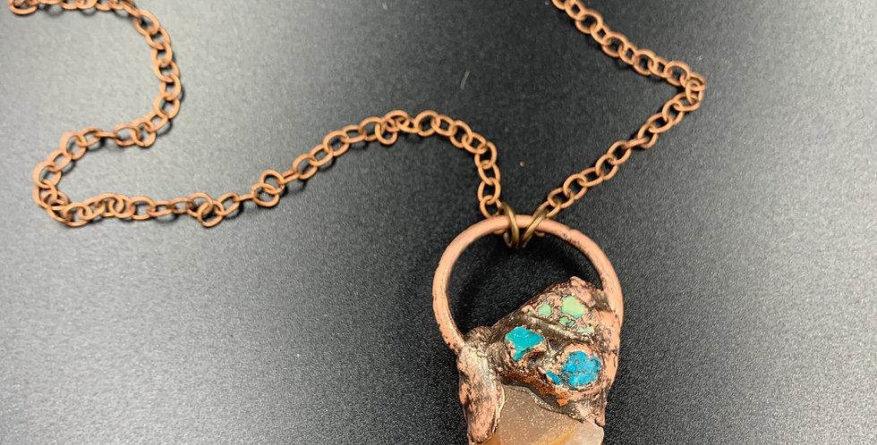 Expansion Amulet Necklace