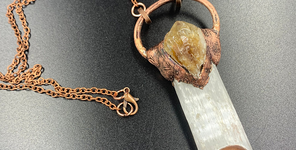Mystic Amulet Necklace