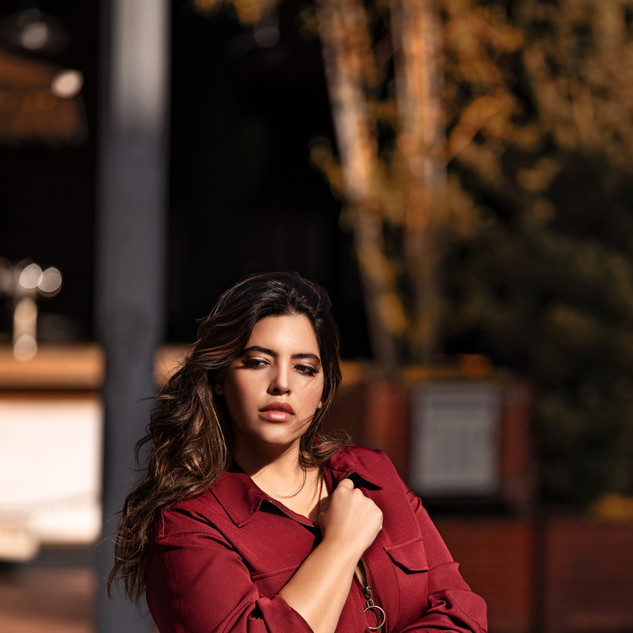 Model: Denise Bidot