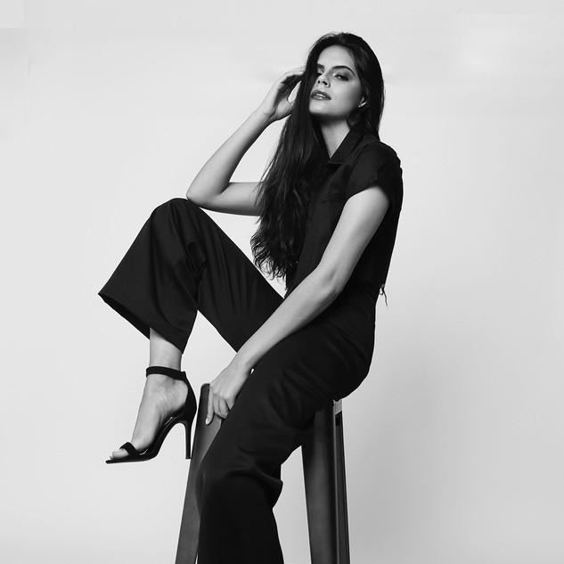 Model: Natasha Peiterson