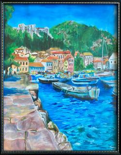 Boats in Italy