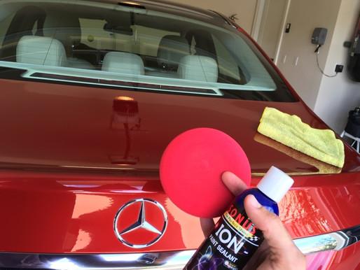 Professional Auto Detailing - Paint Coating