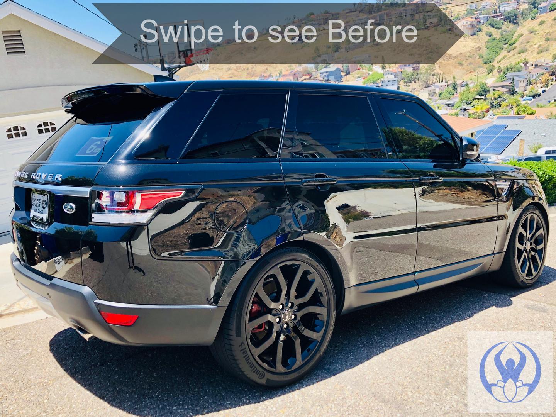 Range Rover (After) ♪ Mindful Detailing