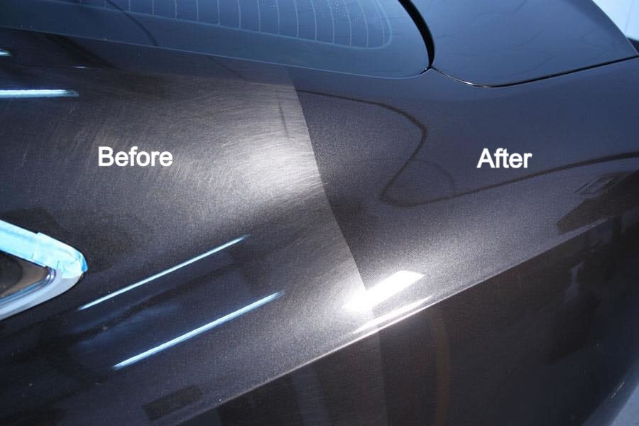 Paint Correction Mindful Mobile Car Detailing San Diego