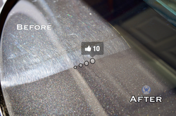 Before and After Car Detailing, Mindful Mobile Detailing
