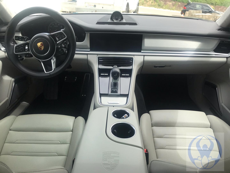 Porsche after Mindful Detail