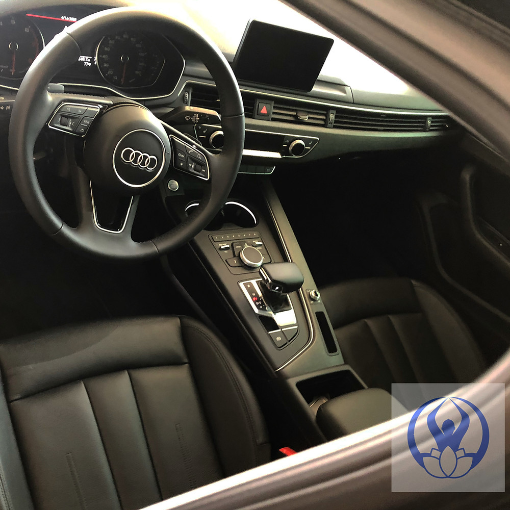 Audi's Interior Protection
