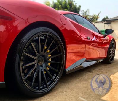 Mindful Mobile Detailing | Ferrari Detail