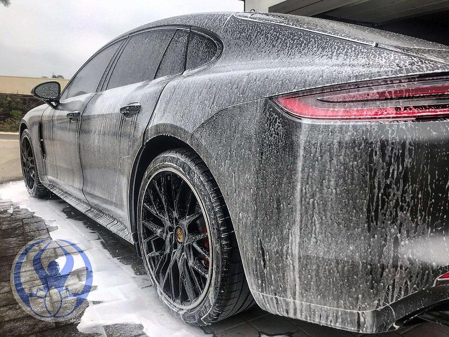 Mindful Mobile Car Detailing | Porsche D