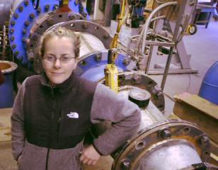 A one-woman wrecking crew of hydro power