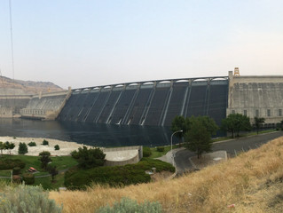 Grand Coulee - The Grande Dame