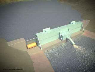 Dams ... suck.  But what if they didn't so much?