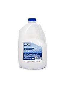 RW Consumer Products Distilled Water Products