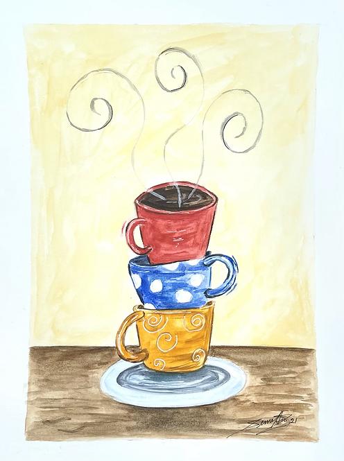 Coffee Love Part III