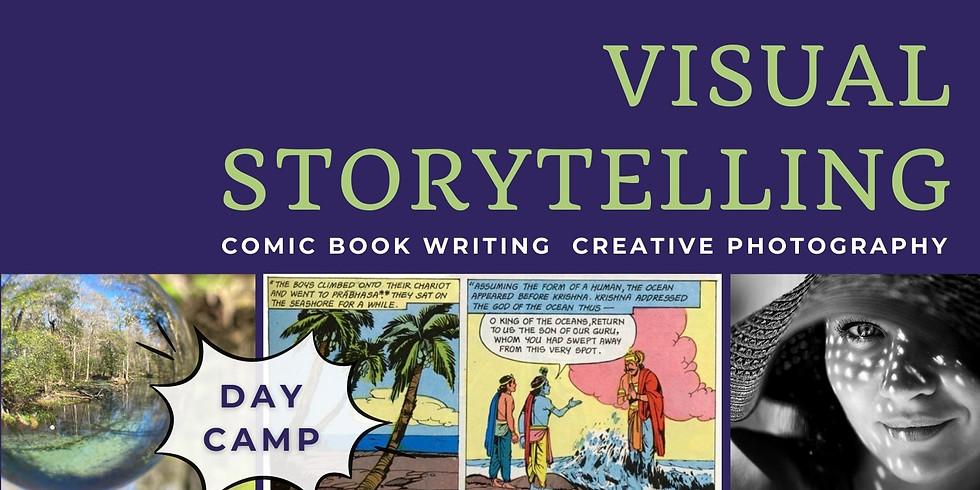 Visual Storytelling Day Camp