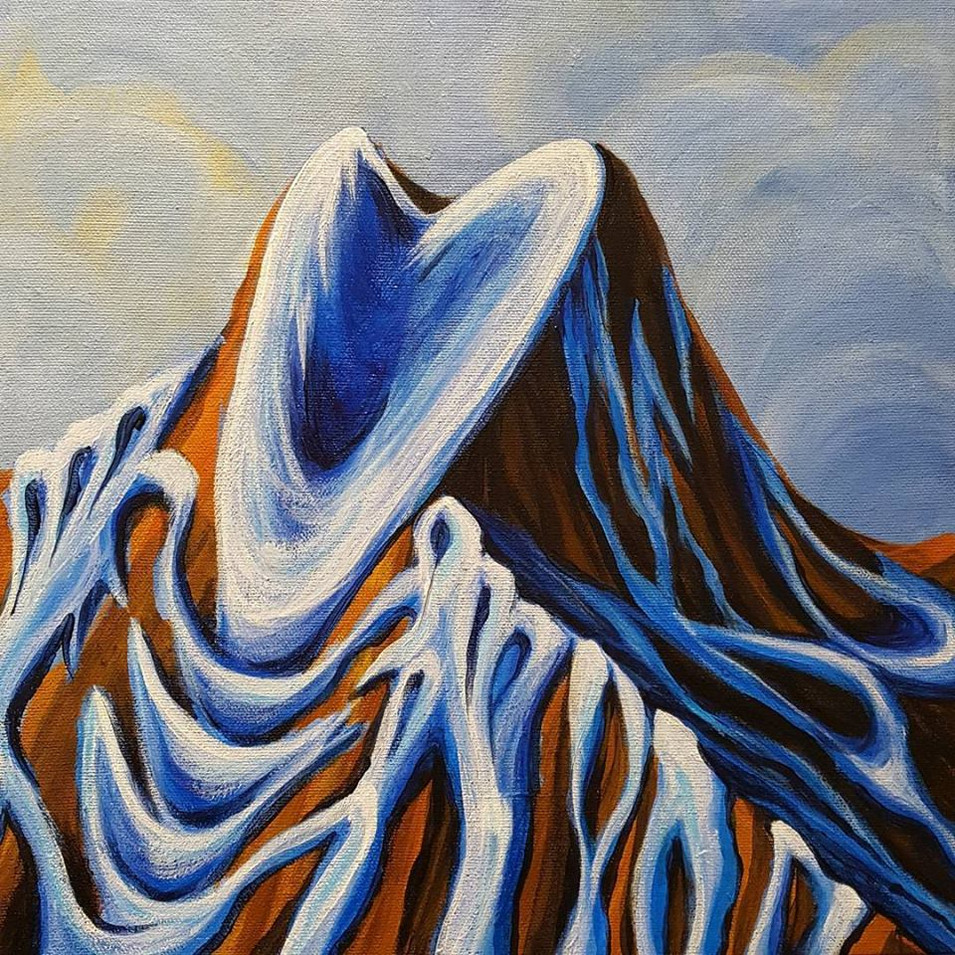 Perseverance - Heart Mountain -SOLD_