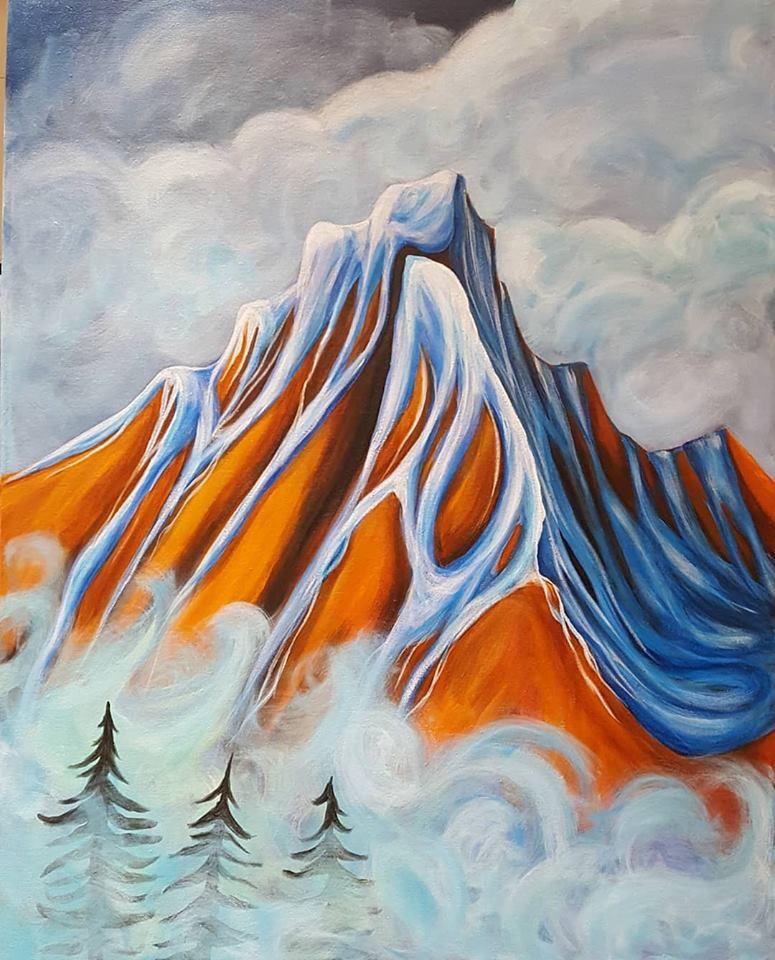 Kananaskis Reveal - Mount Allen-SOLD_