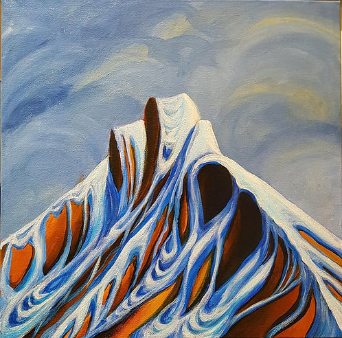 Reverance - Mount Lorette