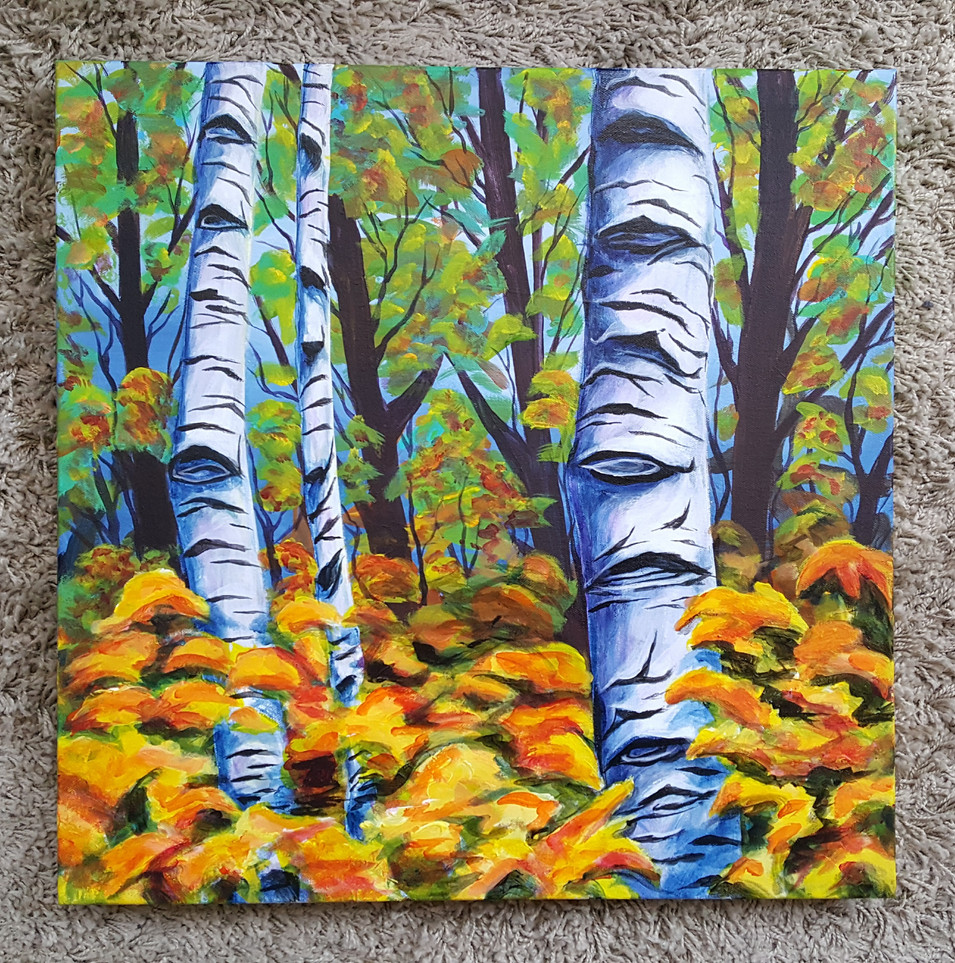 Into the Woods -Sold~