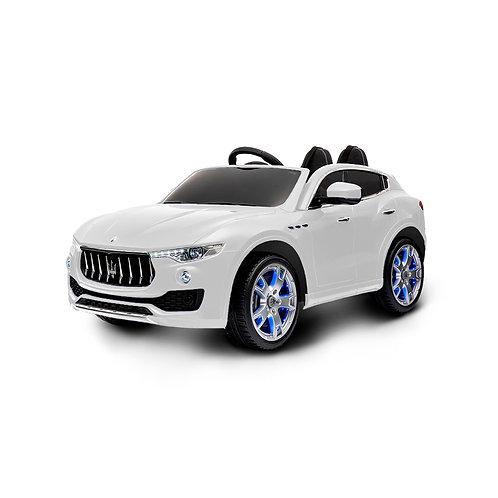 瑪莎拉蒂Maserati Levante休旅車白色款