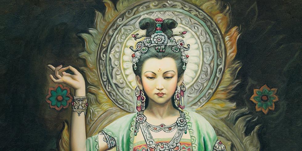 Goddess Healing Circle ~ The Temple of Quan Yin