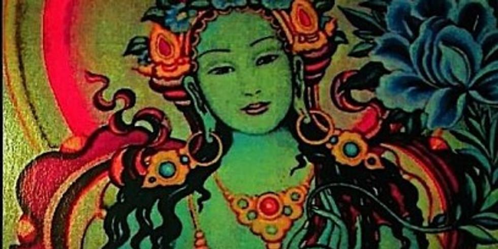 Goddess Healing Circle ~ An evening with Green Tara