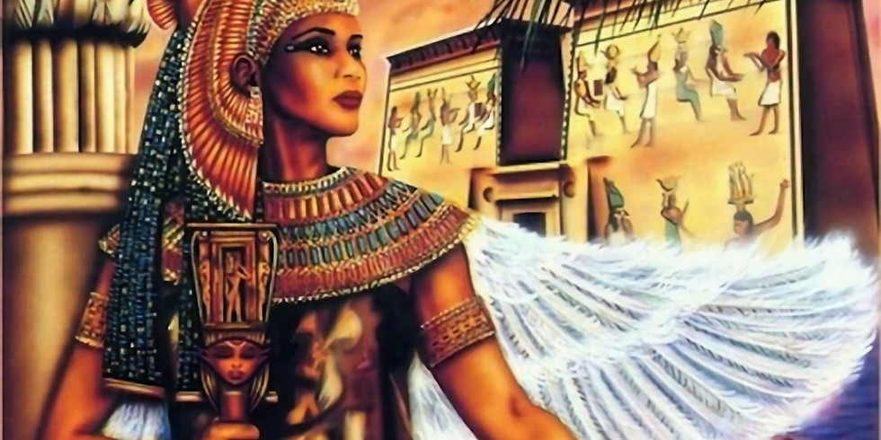 Goddess Healing Circle ~ An evening with Isis