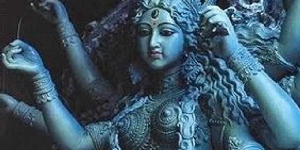 Goddess Healing Circle ~ The Temple of Kali