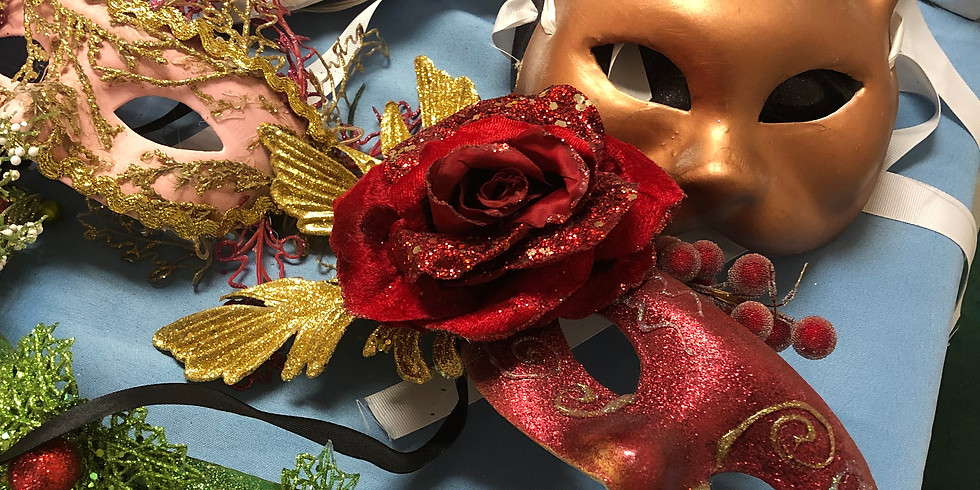 Masquerade Mask Night  Halloween Edition