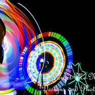 State Fair Light Ride Fun