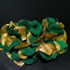 Green and Gold and Feeling Good